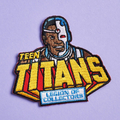 Funko DC Teen Titans Cyborg Patch