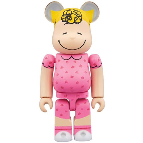 Bearbrick Peanuts Sally Brown 100% Figure