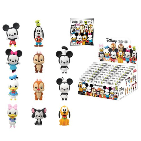Disney Series 10 3-D Figural Keychain - Blind Bag