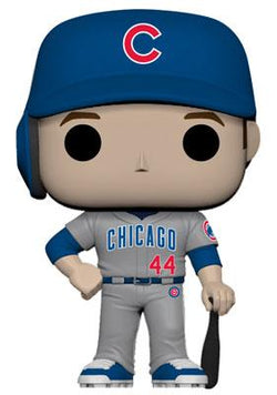 Funko Pop MLB Chicago Cubs - Anthony Rizzo (Road)