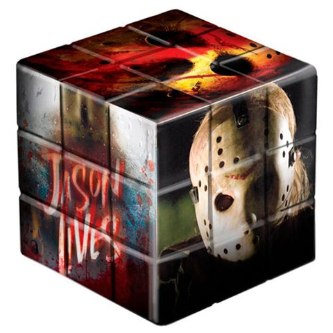 Mezco Toyz Friday the 13th Jason Voorhees Puzzle Blox