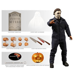 Mezco Toyz One:12 Collective Halloween Michael Myers Action Figure