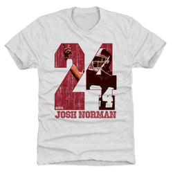 500 Level Josh Norman Game Tri Ash Premium Tee