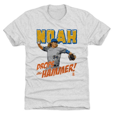 500 Level Noah Syndergaard Comic Tri Ash Premium Tee