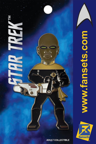 Fansets Star Trek Mirror Geordi La Forge Enamel Pin
