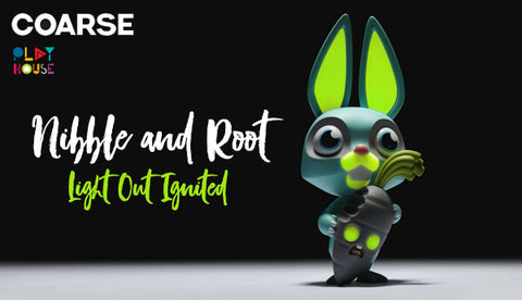 Coarse Nibble & Root Ignited Figure
