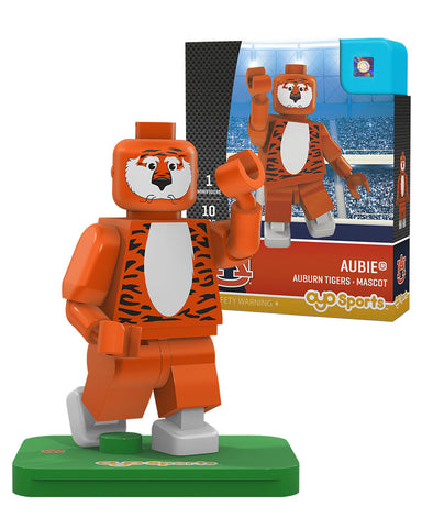 Auburn Tigers Mascot Limited Edition OYO Minifigure