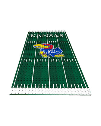 NCAA Kansas Jayhawks Display Plate