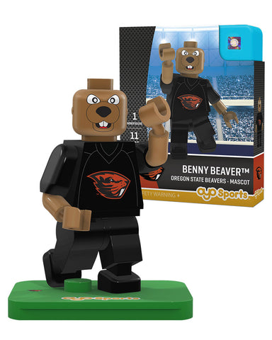 Oregon State Beavers Mascot Limited Edition OYO Minifigure