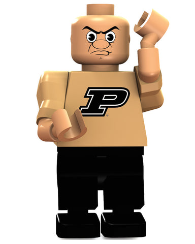 Purdue Boilermakers Mascot Limited Edition OYO Minifigure