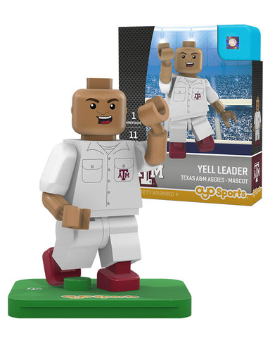 Texas A&M Aggies Mascot Limited Edition OYO Minifigure