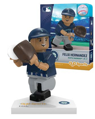 OYO Sports Seattle Mariners Felix Hernandez