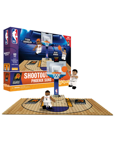 NBA Shootout Set Phoenix Suns