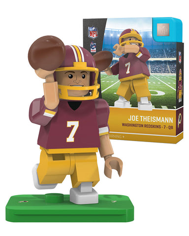 NFL Legends Washington Redskins Joe Theismann