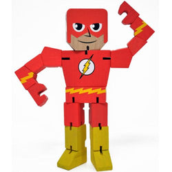 DC Wood Warriors The Flash Action Figure