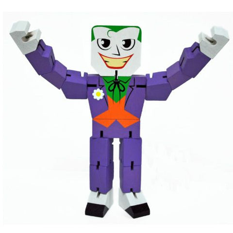 DC Wood Warriors The Joker Action Figure