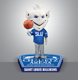Saint Louis University Mascot Billiken Bobblehead