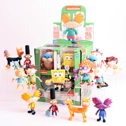 The Loyal Subjects Nickelodeon Splat Wave 1 Action Figure - Blind Box