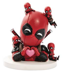Beast Kingdom Marvel Comics MEA-004 Deadpool Day Dream PX Figure