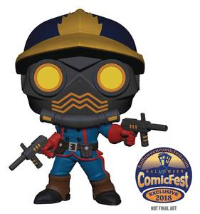 Funko Pop Marvel Guardians of the Galaxy - Classic Star-Lord