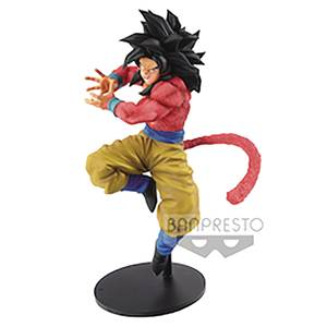 Dragon Ball GT Son Goku X10 Kamehameha Figure