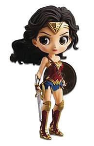 Banpresto DC Justice League Q-Posket Wonder Woman Figure