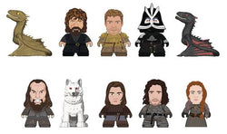 Game of Thrones Seven Kingdoms Titans Mini Figure - Blind Box