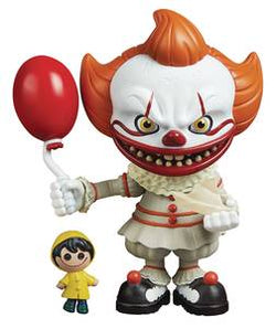 Stingrayz EEK Series 1 - IT Pennywise Figure