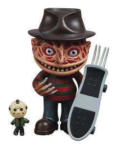 Stingrayz EEK Series 2 - The Nightmare on Elm Street Freddy Figure