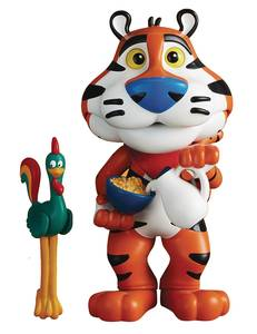 Stingrayz EEK Series 3 - Tony the Tiger Figure