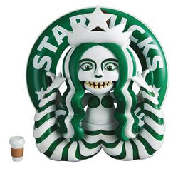 Stingrayz EEK Series 3 - Starbucks Mermaid Figure