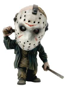 Friday the 13th Jason Deform Real Soft Vinyl Statue (Deluxe Version)