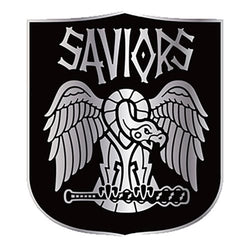Image Comics The Walking Dead Saviors Faction Pin