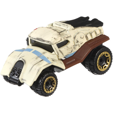 Hot Wheels Rogue One Scarif Stormtrooper Squad Leader Car