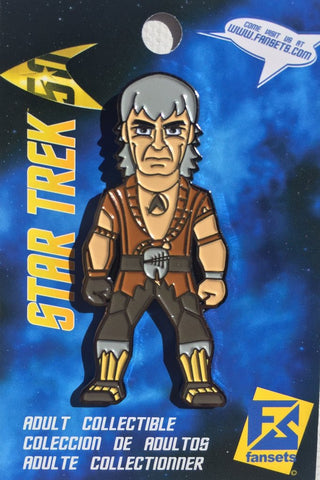 Fansets Star Trek Khan Enamel Pin