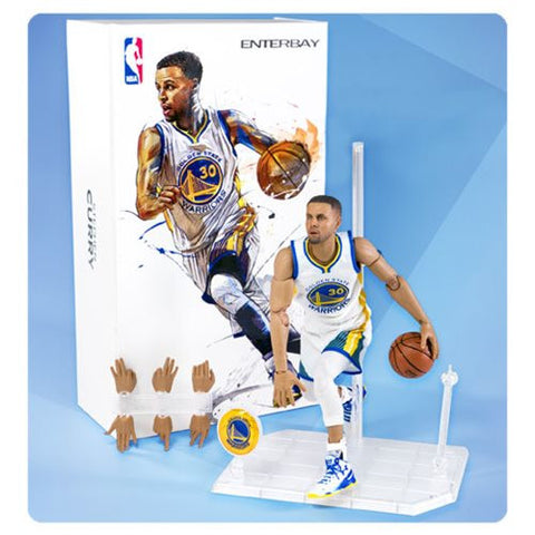 NBA Collection Stephen Curry Motion Masterpiece