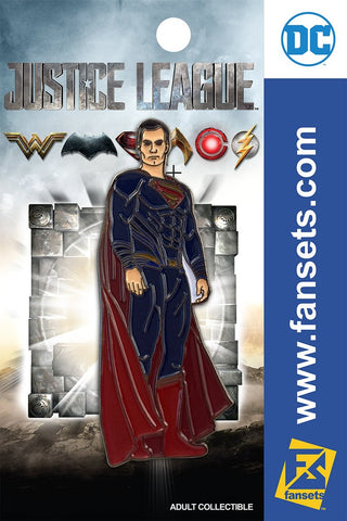 Fansets DC Comics Justice League Movie Superman Pin