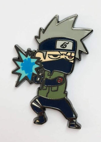 Pin Club Naruto Shippuden Kakashi Pin
