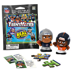 TeenyMates NFL Series 6 Mini Figures - Blind Box
