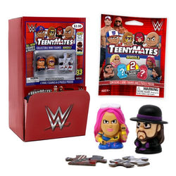 Teenymates WWE Series 2 Mini Figures - Blind Bag