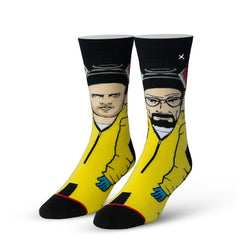 Odd Sox Breaking Bad The Cooks Socks
