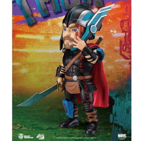 Beast Kingdom Thor Ragnarok Egg Attack EAA-054 Gladiator Thor Action Figure