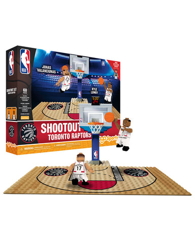 NBA Shootout Set Toronto Raptors
