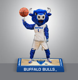 State University of New York at Buffalo Mascot Victor E. Bull Bobblehead