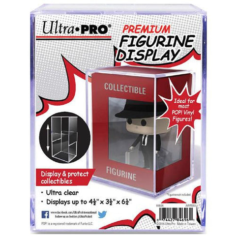 Ultra Pro Premium Figurine Display for Standard Funko Pop