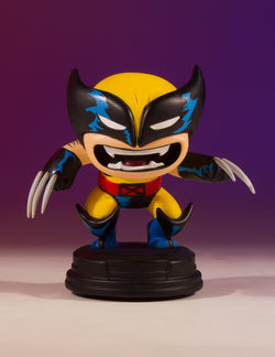 Marvel Wolverine Animated Statue