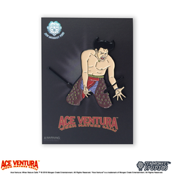 "Ace Ventura When Nature Calls ""AAAHHHH!"" Ace Ventura Pin"