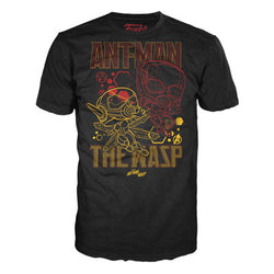 Funko Pop Tees Marvel Ant-Man and The Wasp Team Tee