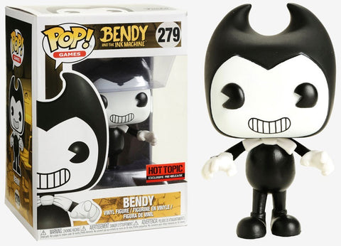 Funko Pop Games Bendy and the Ink Machine - Bendy