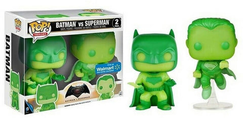 Funko Pop DC Batman vs. Superman (Dawn of Justice) (Glow in the Dark)